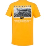 New World Graphics Men's University of Southern Mississippi Friends Stadium T-shirt - view number 1
