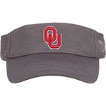 Top of the World Men's University of Oklahoma Upright Visor - view number 1