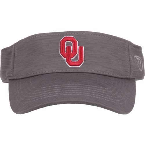 Top of the World Men's University of Oklahoma Upright Visor