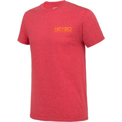 Heybo Men's On Point Short Sleeve T-shirt - view number 3