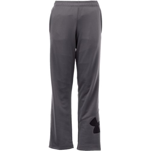 Display product reviews for Under Armour Boys' Armour Fleece Big Logo Pant