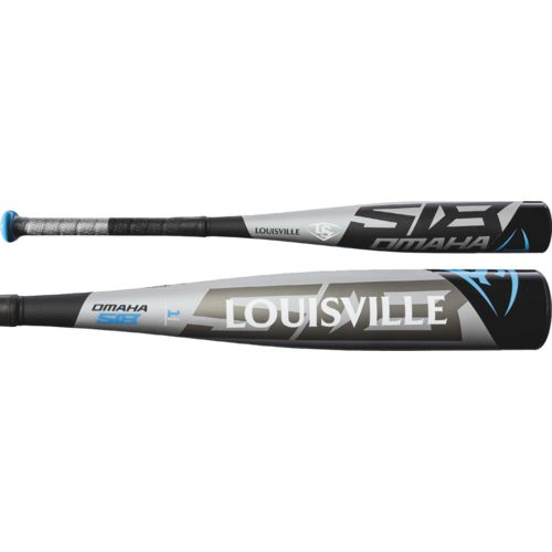 Louisville Slugger Youth Omaha 518 Junior Big Barrel 2018 Alloy Baseball Bat -10