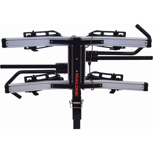 Malone Auto Racks Pilot Solo HM2 Hitch Mount Platform 2-Bike Rack