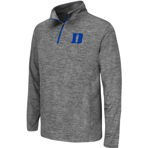 Colosseum Athletics Youth Duke University Action Pass 1/4 Zip Wind Shirt