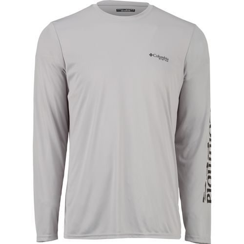 Columbia Sportswear Men's Terminal Tackle PFG Sleeve Long Sleeve Shirt
