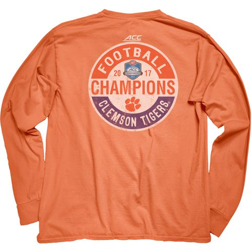 Blue 84 Women's Clemson University ACC Champs Long Sleeve T-Shirt