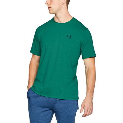 Under Armour Men's Charged Cotton Sportstyle Left Chest Logo T-shirt - view number 1