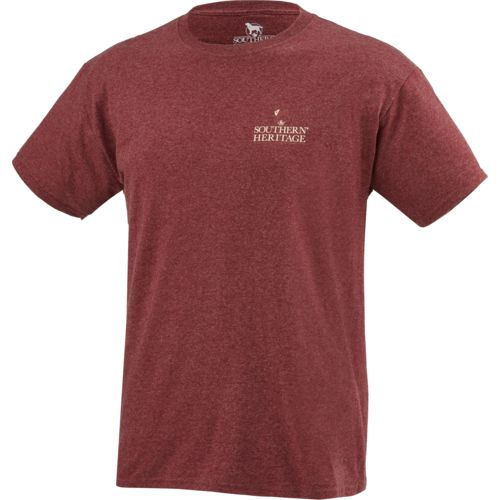 Southern Heritage Men's Redfish Fly T-shirt - view number 1