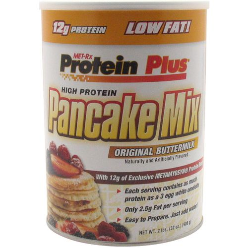 MET-Rx Protein Plus High-Protein Pancake Mix - view number 1