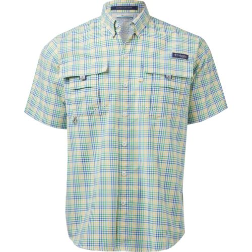 Display product reviews for Columbia Sportswear Men's PFG Super Bahama Short Sleeve Fishing T-shirt