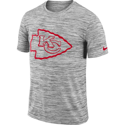Nike Men's Kansas City Chiefs Legend Velocity Travel T-shirt