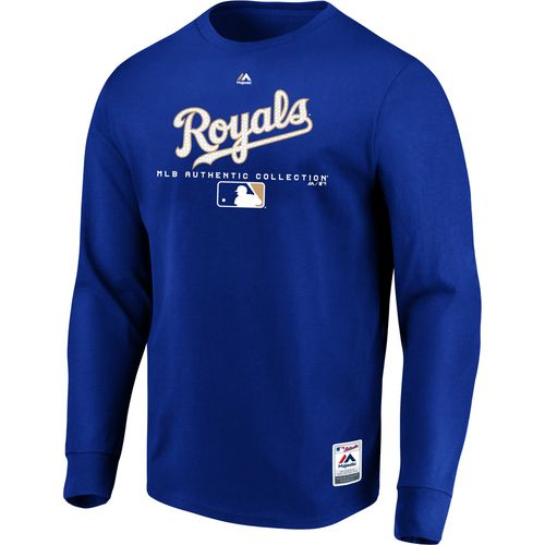 Majestic Men's Kansas City Royals Team Drive T-Shirt