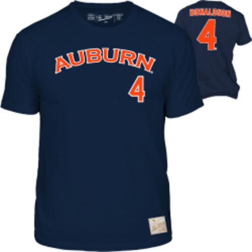 The Victory Men's Auburn University Josh Donaldson 4 Retro MLBPA T-shirt