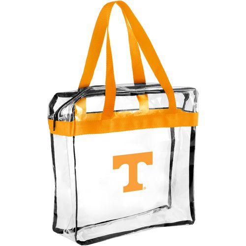 Forever Collectibles University of Tennessee Clear Messenger Bag