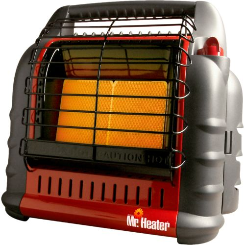 Display product reviews for Mr. Heater Big Buddy Propane Heater