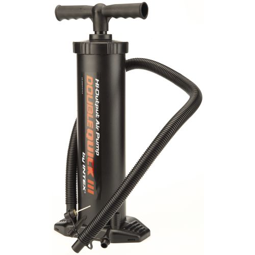 Display product reviews for INTEX Double Quick III High-Output Hand Pump