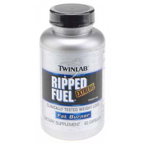 Twinlab Ripped Fuel® Extreme Fat Burner