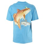 Guy Harvey Men's Redfish Sea Trout Graphic T-shirt