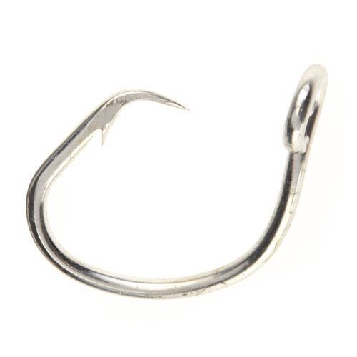 Mustad Classic Tuna Circle Single Hooks 25-Pack