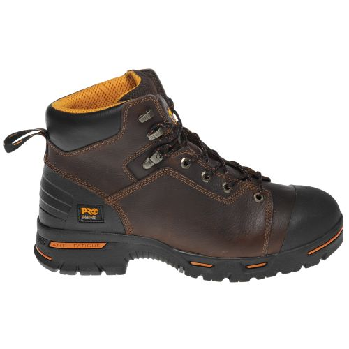 "Timberland Men's Endurance 6"" Steel-Toe Work Boots"