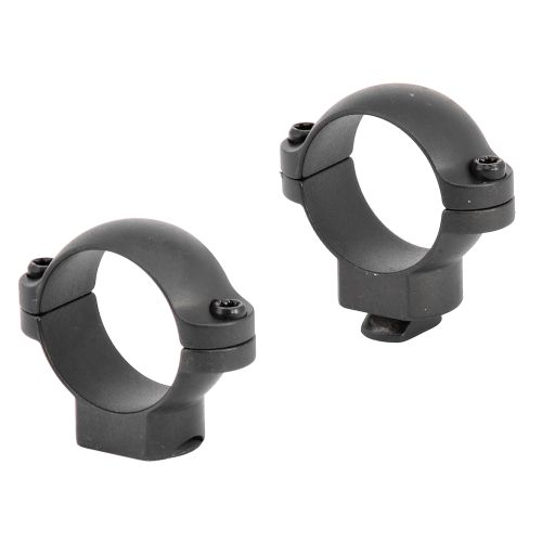"Display product reviews for Leupold STD 1"" Medium Rings"