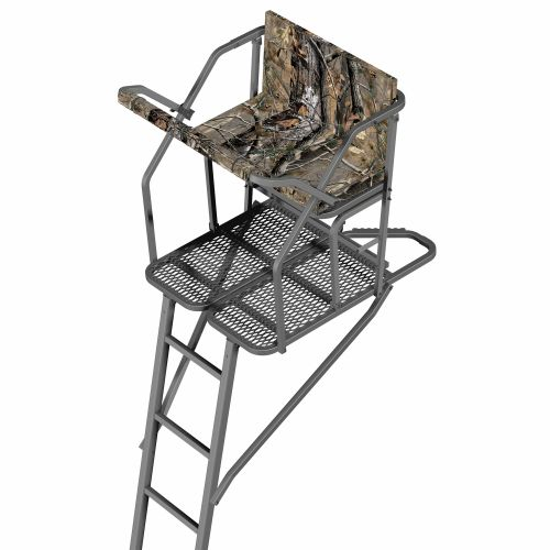 Display product reviews for Summit Classic Deluxe 1.5 Man Ladder Treestand