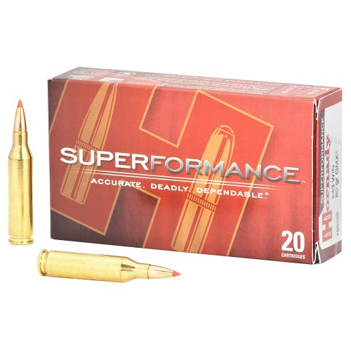 Hornady Superformance® GMX® .243 Win 80-Grain Rifle Ammunition