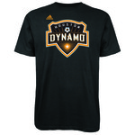 adidas™ Men's Houston Dynamo Logo T-shirt - view number 1