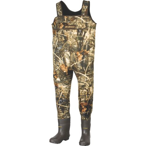 LaCrosse® Men's Super Tuff™ Advantage Max-4 HD® Boot-Foot Chest Wader