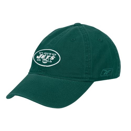 Reebok Women's New York Jets Slouch Adjustable Cap