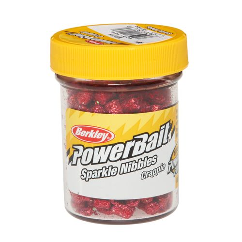 Berkley® PowerBait 1.2 oz. Crappie Sparkle Nibbles - view number 1