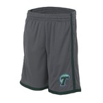 Colosseum Athletics Men's Tulane University Stadium Collection Draft Short