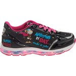 Bobby Jack Girls' Awesome By Day Athletic Lifestyle Shoes