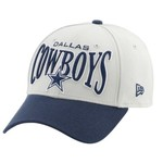 Dallas Cowboys Men's New Era Coin Toss Classic 39THIRTY Cap