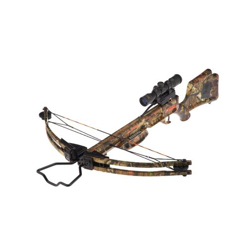 Wicked Ridge Warrior HL Crossbow Package