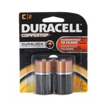 Duracell Coppertop C Batteries 2-Pack - view number 1