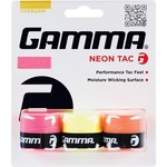 Gamma Neon Tac Overgrips 3-Pack - view number 2
