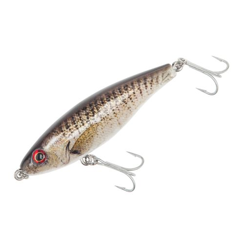 "H2O XPRESS™ Hover Shad 3-1/2"" Suspending Bait Fast Sink"