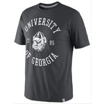 Nike Men's University of Georgia Vault Rewind Football T-shirt