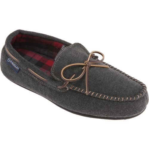 Magellan Outdoors Men's Moccasin Slippers - view number 3