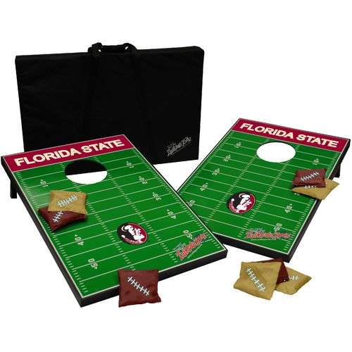 Display product reviews for Wild Sports Florida State University Tailgate Bean Bag Toss Game