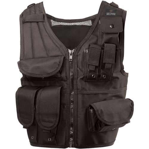 Display product reviews for Crosman Elite Airsoft Tactical Harness/Ammo Vest