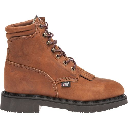 Justin Women's Aged Bark Work Boots
