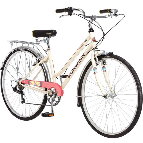 Schwinn  Women s Wayfarer 700c 7-Speed Hybrid Bicycle
