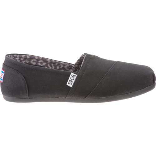 Skechers Women S Bobs Plush Peace And Love Casual Shoes Academy