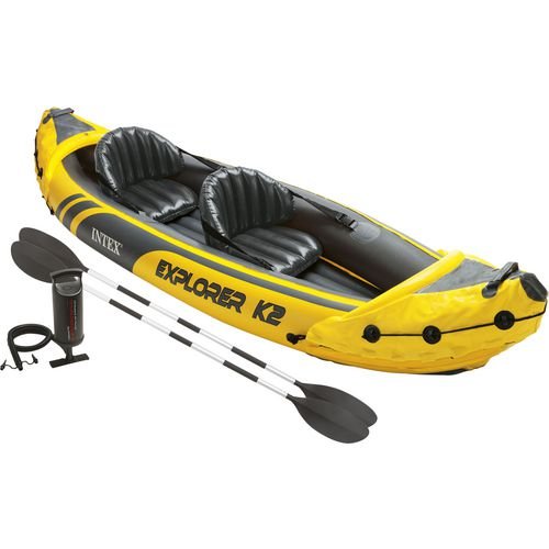 Display product reviews for INTEX Explorer K2 Kayak