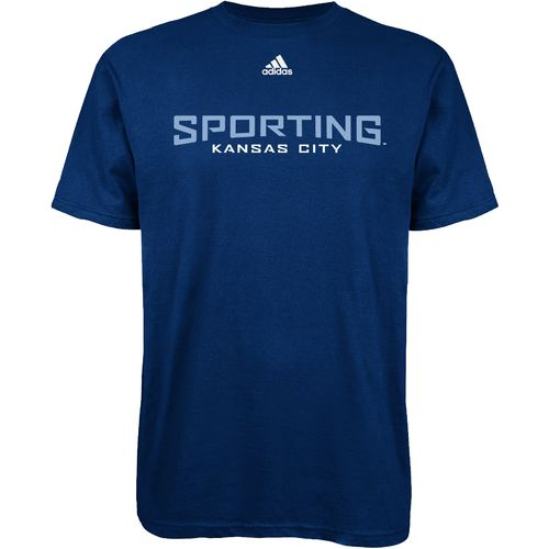 adidas™ Men's Kansas City Royals Primary One Long Sleeve T-shirt