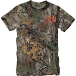 Realtree Outfitters® Men's Antler Logo Short Sleeve T-shirt