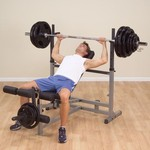 Body-Solid PowerCenter Combo Bench - view number 2