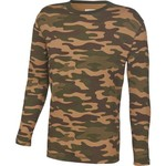 Magellan Outdoors™ Men's Base Camp Long Sleeve Thermal Crew Shirt